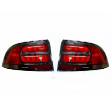 2004-2008 Acura TL DEPO Type-S Style Rear Tail Light Cover Set