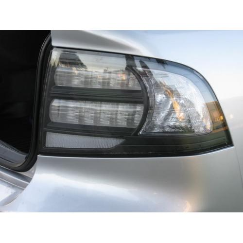 2004 2008 Acura Tl Depo Black Trim Clear Or Smoke Rear Tail Light Cover Illuminate Your Presence Unique Style Racing