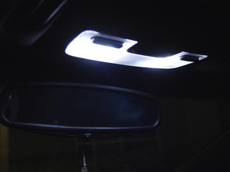 Acura CL MDX RSX TL TSX White LED Interior Dome / Map