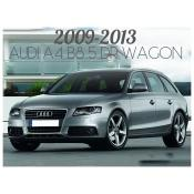 2009-2014 AUDI A4 B8 5 DOOR WAGON