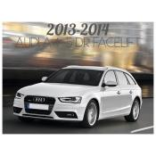 2013-2014 AUDI A4 B8 5 DOOR WAGON - FACELIFT