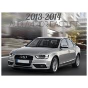 2013-2014 AUDI A4 B8 4 DOOR SEDAN - FACELIFT