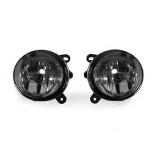 2005-2008 Audi A6 4D Sedan & 5D Wagon C6 / 2007 Audi A8 / S8 D3 DEPO OEM Replacement Glass Lens Fog Light