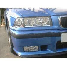 1992-1999 BMW E36 3 Series DEPO Crystal Clear or Smoke Fog Light