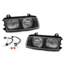 DEPO 1992-1999 BMW E36 3 Series ZKW / Hella Euro Ellipsoid Projector Headlight