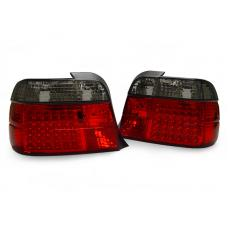 1992-1999 BMW E36 3 Series 3D 318ti Hatchback DEPO LED Tail Lights