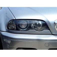 2002-2003 BMW 3 Series E46 2D / Cabrio & 2002-2006 E46 M3 DEPO Screw-On Clear or Smoke Corner Signal Light