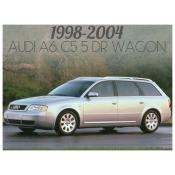 1998-2004 AUDI A6 C5 5 DOOR WAGON