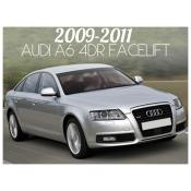 2009-2011 AUDI A6 C6 4 DOOR SEDAN FACELIFT