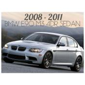 2008-2011 BMW 3 SERIES E90 M3 4 DOOR SEDAN