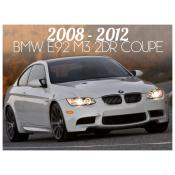 2008-2013 BMW 3 SERIES E92 M3 2 DOOR COUPE