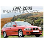 BMW 5 SERIES E39 5 DOOR WAGON