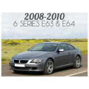 2008-2010 BMW 6 SERIES E63 / E64 - FACELIFT