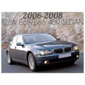 2006-2008 BMW 7 SERIES E65 / E66 4 DOOR SEDAN - FACELIFT