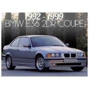 BMW 3 SERIES E36 2 DOOR COUPE