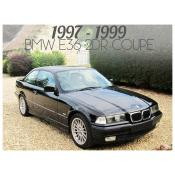 1997-1999 BMW 3 SERIES E36 2 DOOR COUPE - FACELIFT
