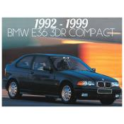 BMW 3 SERIES E36 3 DOOR HATCHBACK