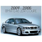 2004-2006 BMW 3 SERIES E46 2 DOOR COUPE - FACELIFT