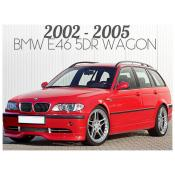 2002-2005 BMW 3 SERIES E46 5 DOOR WAGON - FACELIFT
