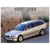 1999-2001 BMW 3 SERIES E46 5 DOOR WAGON - PRE-FACELIFT