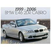 BMW 3 SERIES E46 CONVERTIBLE / CABRIOLET