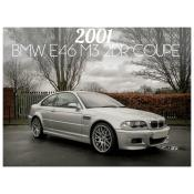 2001 BMW 3 SERIES E46 M3 2 DOOR COUPE