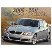 2009-2011 BMW 3 SERIES E90 4 DOOR SEDAN - FACELIFT