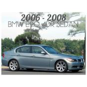 2006-2008 BMW 3 SERIES E90 4 DOOR SEDAN - PRE-FACELIFT