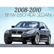 2008-2010 BMW E60 5 SERIES 4 DOOR SEDAN - FACELIFT