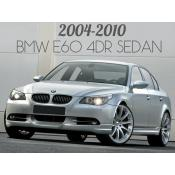 BMW E60 5 SERIES 4 DOOR SEDAN