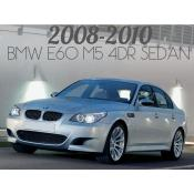 2008-2010 BMW 5 SERIES E60 M5 4 DOOR SEDAN - FACELIFT