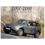 2007-2010 BMW E83 X3 - FACELIFT