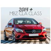 2014+ MERCEDES CLA CLASS 4 DOOR SEDAN