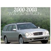 2000-2003 MERCEDES E CLASS W210 5 DOOR WAGON - FACELIFT