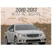2010-2013 MERCEDES E CLASS W212 4 DOOR SEDAN - PRE-FACELIFT