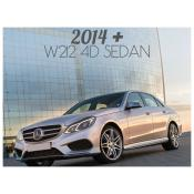 2014+ MERCEDES E CLASS W212 4 DOOR SEDAN - FACELIFT