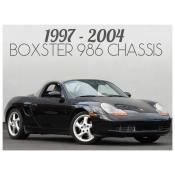 1997-2004 PORSCHE BOXSTER 986 CHASSIS