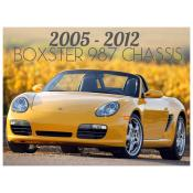 2005-2012 PORSCHE BOXSTER 987 CHASSIS