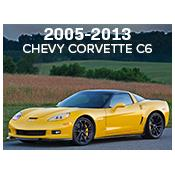 2005-2013 CHEVY CORVETTE C6