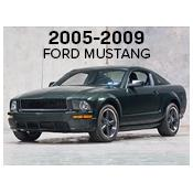 2005-2009 FORD MUSTANG