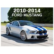 2010-2014 FORD MUSTANG