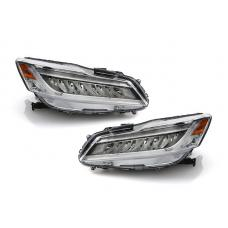 2016-2017 Honda Accord 4D Sedan Sport, EX, EX-L DEPO Plug and Play Touring Full LED Headlight