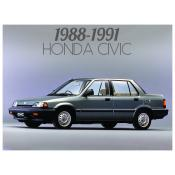 1988-1991 HONDA CIVIC