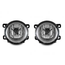 2016-2017 Honda Civic OEM Replacement Fog Lights Set
