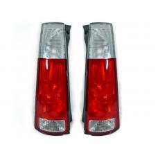 1997-2001 Honda CR-V DEPO Rear JDM Style Red / Clear or Red / Smoke Tail Light