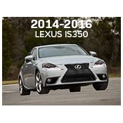 2014-2016 LEXUS IS350