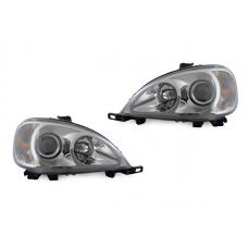 1998-2001 Mercedes M Class W163 DEPO Facelift Style Projector Headlight
