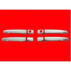 1998-2005 Mercedes M Class W163 Stainless Steel Metal Chrome Door Handles & Shell