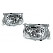 1996-1999 Mercedes E Class W210 DEPO Crystal OEM Replacement Fog Light