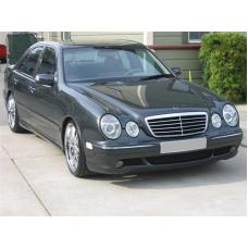 2000-2002 Mercedes Benz E Class W210 DEPO Projector Headlight With Optional Xenon HID